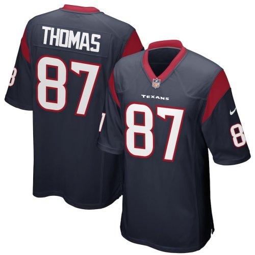 Men's Demaryius Thomas Navy Player Limited Team Jersey