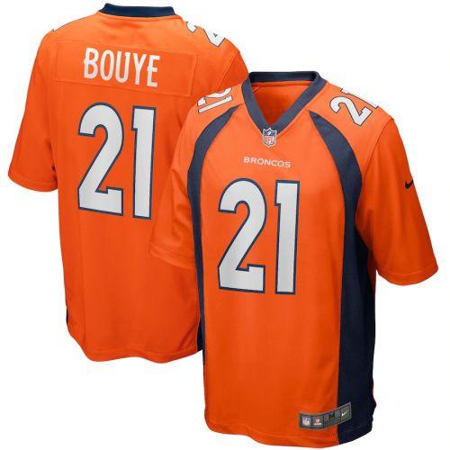Men's A.J. Bouye Orange Player Limited Team Jersey