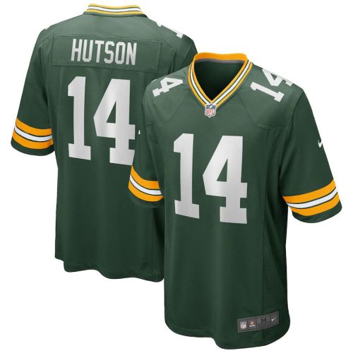 Men's Don Hutson Green Retired Player Limited Team Jersey