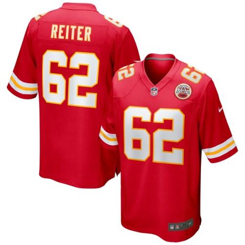 Men's Austin Reiter Red Player Limited Team Jersey
