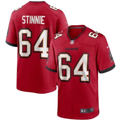 Men's Aaron Stinnie Red Player Limited Team Jersey