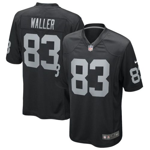 Men's Darren Waller Black Player Limited Team Jersey