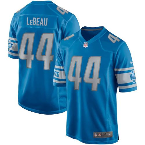 Men's Dick LeBeau Blue Retired Player Limited Team Jersey