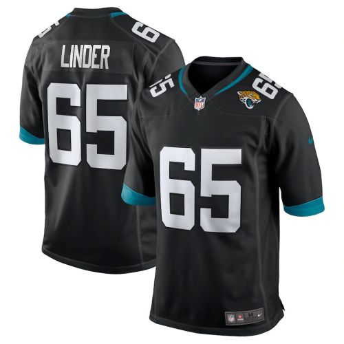 Men's Brandon Linder Black Player Limited Team Jersey