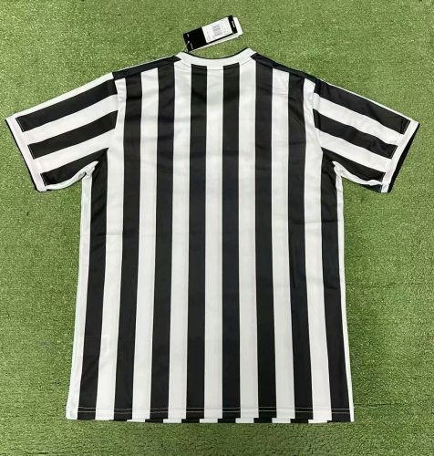 Thai Version Juventus 21/22 Home Soccer Jersey