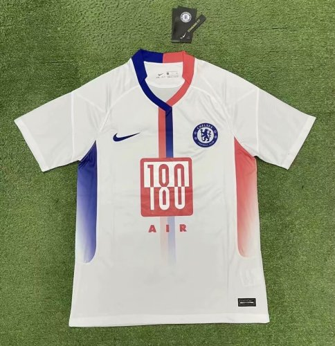 Thai Version Chelsea 20/21 Airmax Soccer Jersey
