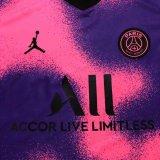 Thai Version Paris Saint-Germain 20/21 4th Soccer Jersey