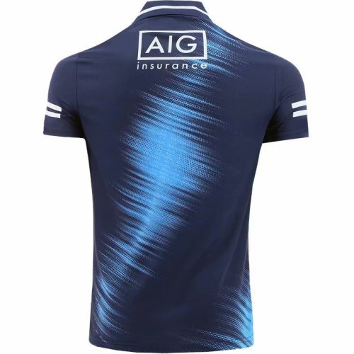 Dublin 2021 Mens Training Rugby Jersey