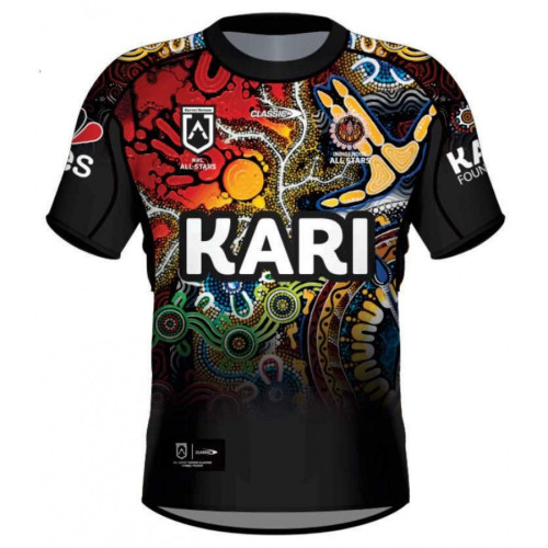 Indigenous All Stars 2021 Men's Rugby Jersey