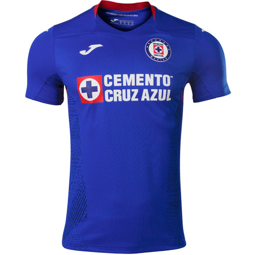 Thai Version Cruz Azul 20/21 Home Soccer Jersey