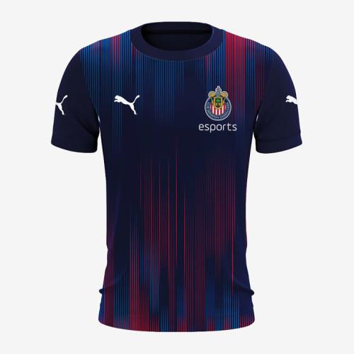 Thai Version Chivas de Guadalajara 20/21 Esports Soccer Jersey