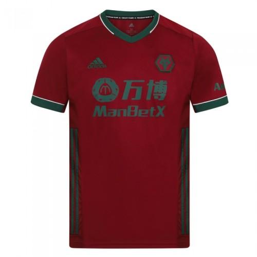 Thai Version Wolverhampton Wanderers 20/21 Third Soccer Jersey