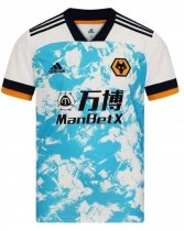 Thai Version Wolverhampton Wanderers 20/21 Away Soccer Jersey