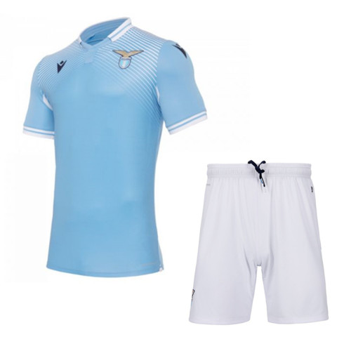 SS Lazio 20/21 Home Soccer Jersey and Short Kit