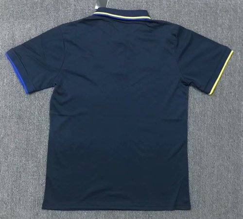 Boca Juniors 20/21 4th Pre-Match Polo Shirt