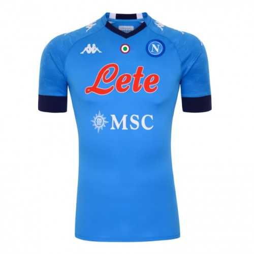 Thai Version Napoli 20/21 Home Soccer Jersey