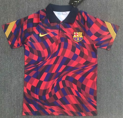 Barcelona 20/21 Training Polo Shirt