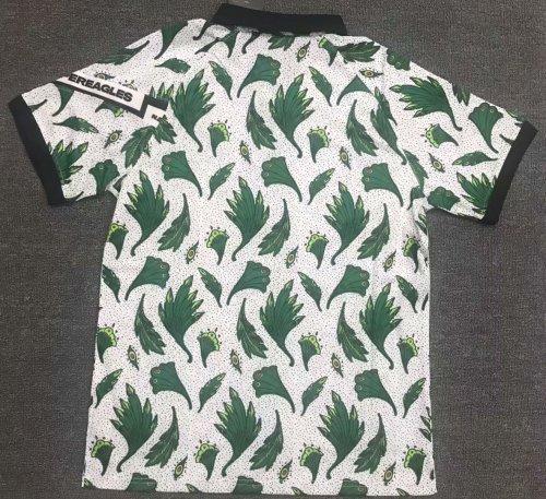 Nigeria 2021 Pre-Match Polo Shirt