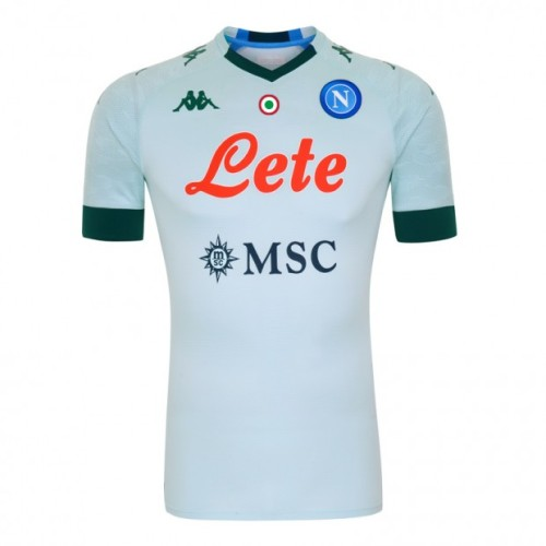 Thai Version Napoli 20/21 Away Soccer Jersey