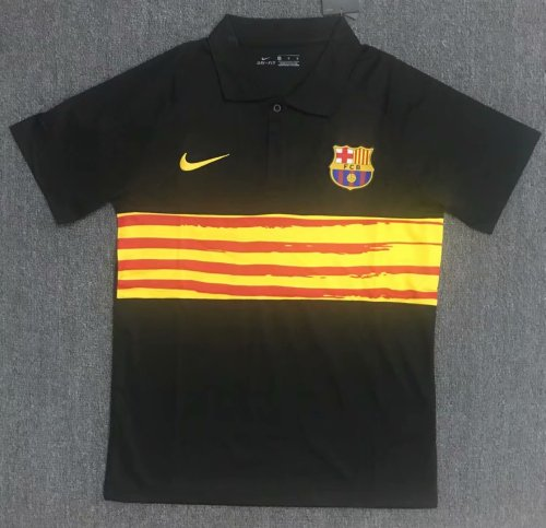 Barcelona 20/21 Away Pre-Match Polo Shirt