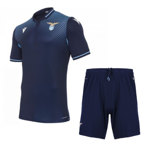 SS Lazio 20/21 Third Soccer Jersey and Short Kit