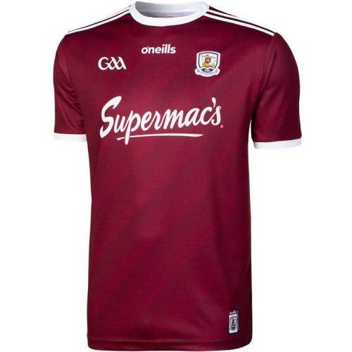 Galway GAA 2019 Men's Home Rugby Jersey
