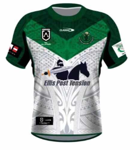Maori All Stars 2021 Men's Home Jersey