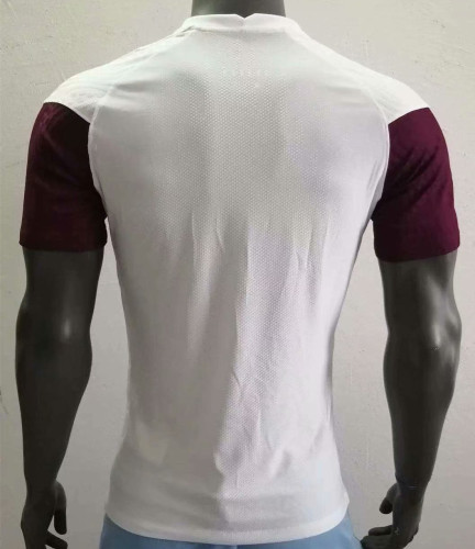 Player Version Paris Saint-Germain 20/21 Training Authentic Jersey - White