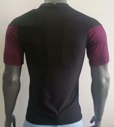 Player Version Paris Saint-Germain 20/21 Training Authentic Jersey - Black