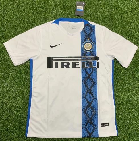 Thai Version Inter Milan 20/21 Training Soccer Jersey - 001