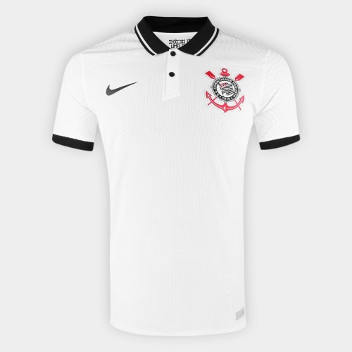 Thai Version Corinthians 2020 Home Soccer Jersey