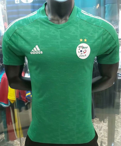 Player Version Algeria 20/21 Away Authentic Jersey