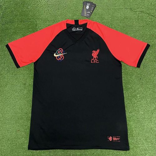 Thai Version Liverpool 21/22 Special Edition Commemorate Jersey