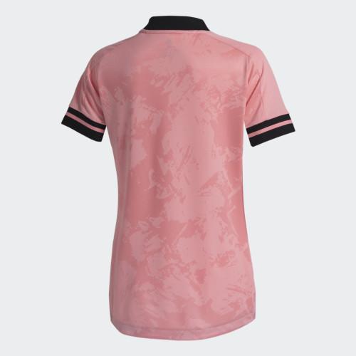 Thai Version Flamengo 2020 Women's Pink October Rosa Jersey