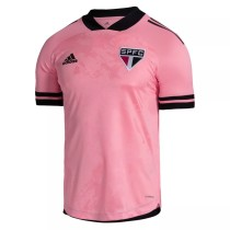 Thai Version Sao Paulo 2020 Pink October Rosa Jersey