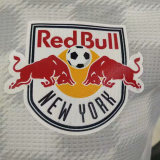 Player Version New York Red Bulls 2021 Home Authentic Jersey