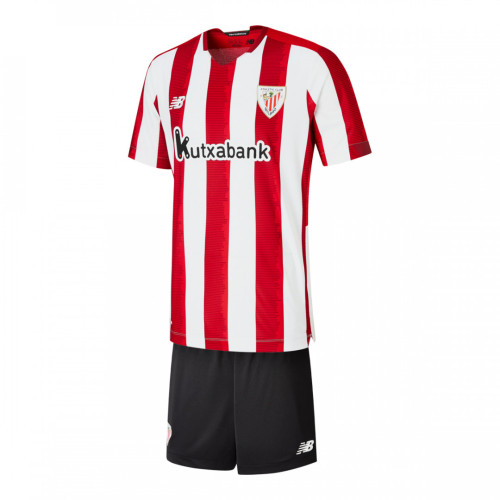 Athletic Bilbao 20/21 Home Soccer Jersey and Short Kit