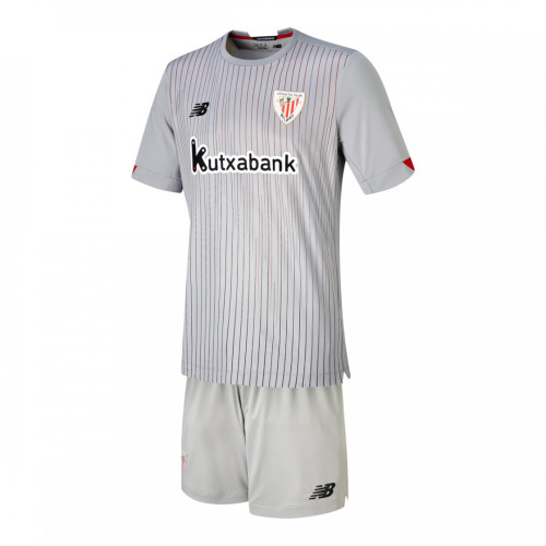 Athletic Bilbao 20/21 Kids Away Soccer Jersey and Short Kit