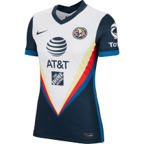 Thai Version Club America 20/21 Women's Away Soccer Jersey