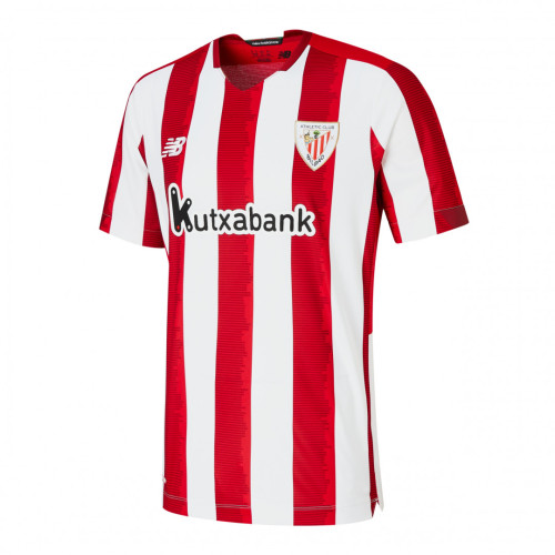 Thai Version Athletic Bilbao 20/21 Home Soccer Jersey