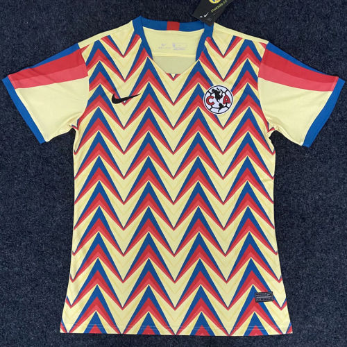 Thai Version Club America 20/21 Pre-Match Training Jersey