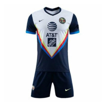 Club America 20/21 Away Soccer Jersey and Short Kit