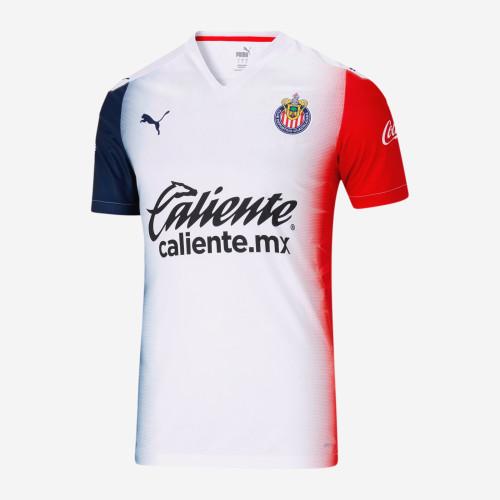 Thai Version Chivas de Guadalajara 20/21 Away Soccer Jersey