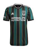 Thai Version Los Angeles Galaxy 2021 Away Soccer Jersey