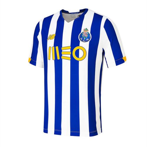 Thai Version FC Porto 20/21 Home Soccer Jersey