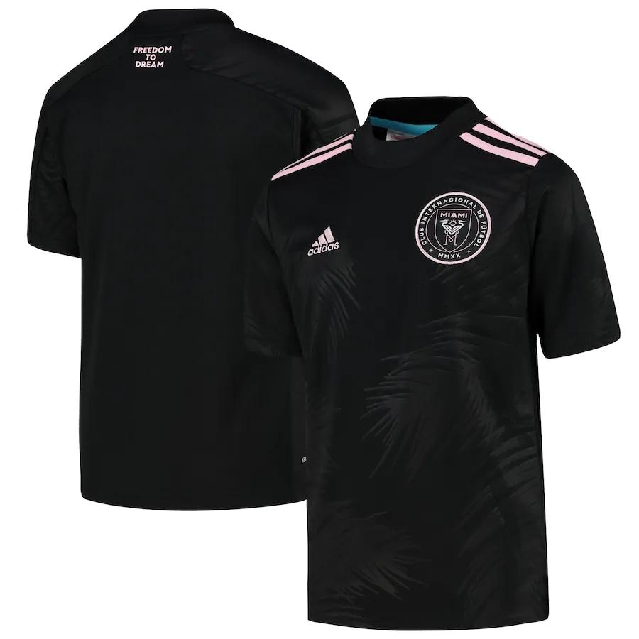 Thai Version Inter Miami CF 2021 Away Soccer Jersey