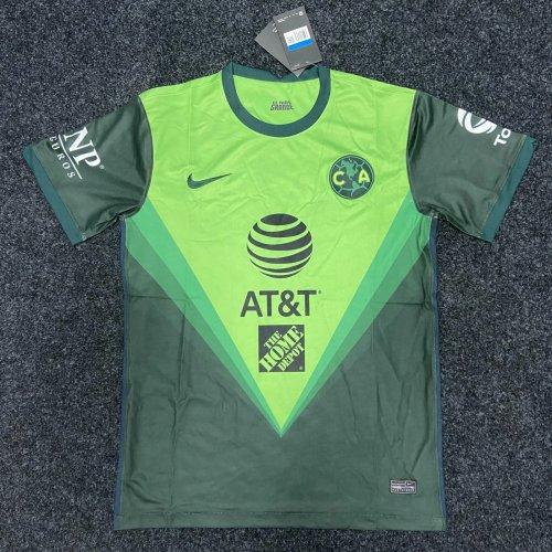 Thai Version Club America 20/21 Green Goalkeeper Jersey
