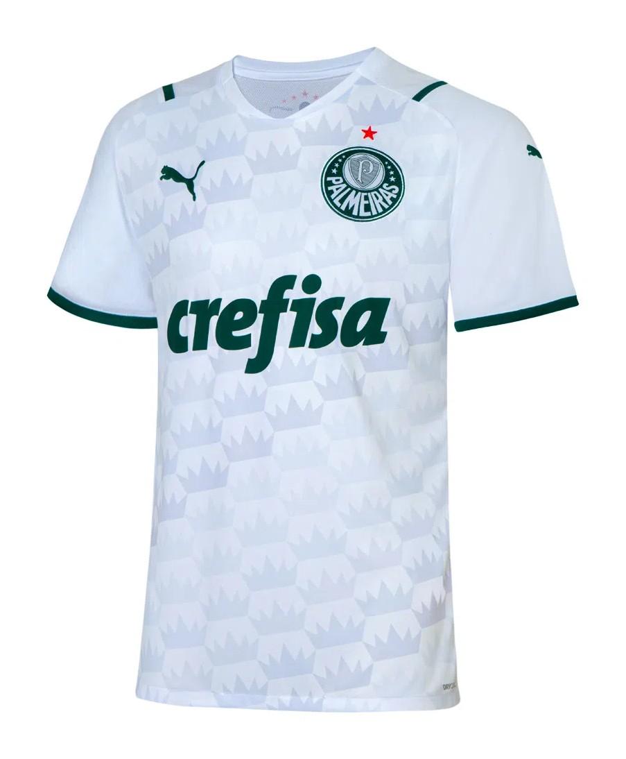 Thai Version Palmeiras 2021 Away Soccer Jersey