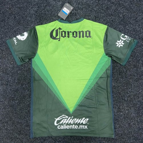 Thai Version Club America 20/21 Green Goalkeeper Jersey