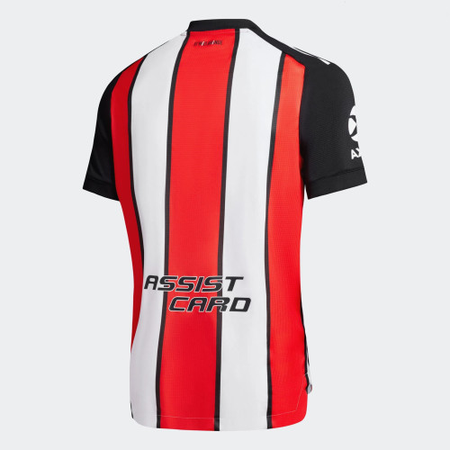 Thai Version River Plate 2021 Third Soccer Jersey